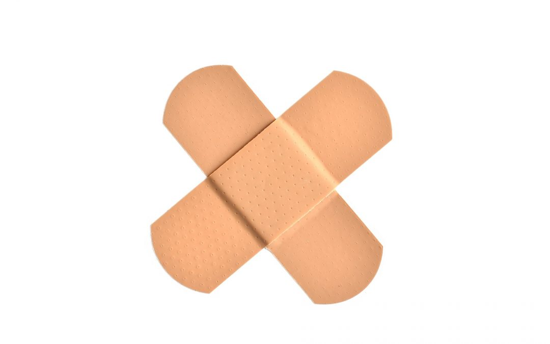 When Hospitals Need Bandaids