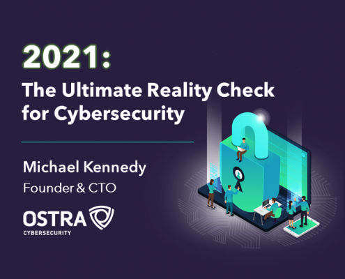 The Ultimate Reality Check for Cybersecurity